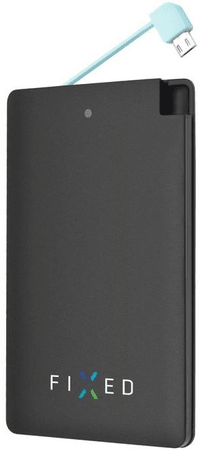 Fixed Powerbank 4000 mAh Black (FIXPB-4000-BK)