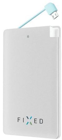 Fixed Powerbank 4000 mAh White (FIXPB-4000-WH)