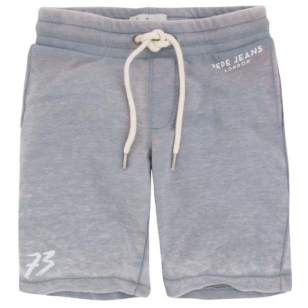 Pepe Jeans chlapecké kraťasy Pao 128 šedá