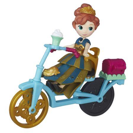 Disney Frozen mini lalka z akcesoriami, Anna