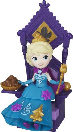 Disney Frozen malá panenka s doplňky Elsa