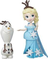 Disney Frozen mini lalka Elsa i Olaf