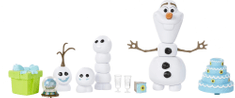 Disney Frozen Olaf z dodatki