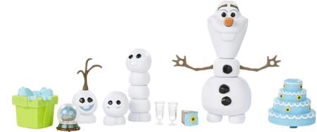 Disney Jégvarázs Olaf Játékszett