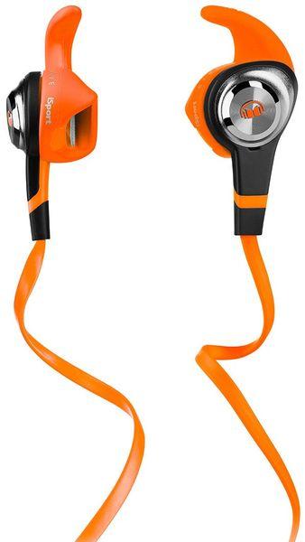 Monster iSport Strive In-Ear, oranžová
