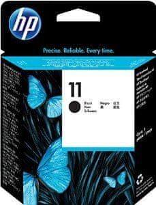 HP 11 Černá tisková hlava (C4810A)