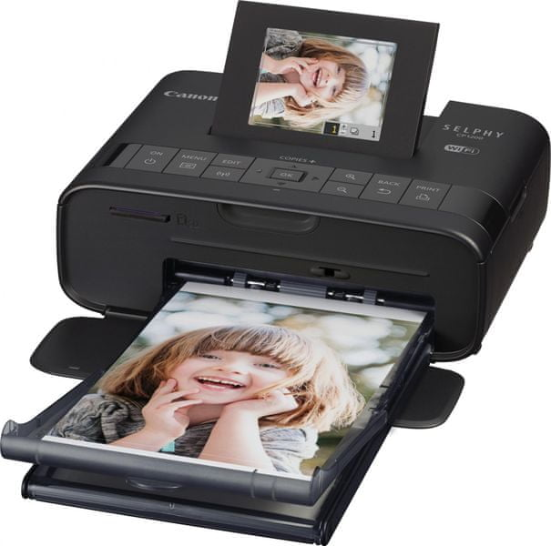 Canon CP1200 SELPHY Black