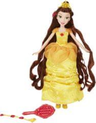 Disney Bábika s vlasovými doplnkami Bella