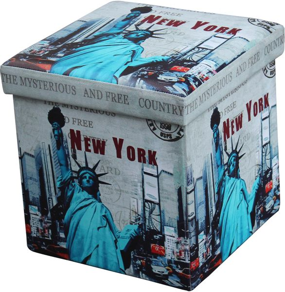 Westside Sedací box s úložným prostorem – N.Y.