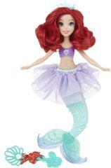 Disney Bábika s bublifukom Ariel
