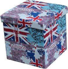 Westside Sedací box s úložným priestorom - Londýn