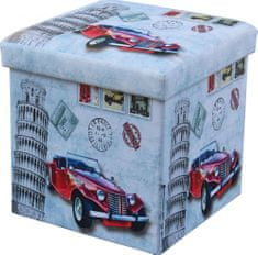 Westside škatla za shranjevanje Pisa