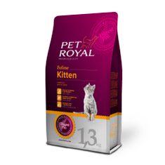 Pet Royal Cat Kitten macskaeledel - 1,3 kg