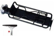 Prtljažnik za kolo, za sedežno oporo 25.4-31.8 mm