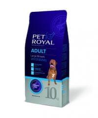 Pet Royal suha hrana za odrasle pse velikih pasem Adult Large Breeds, piščanec, 10 kg