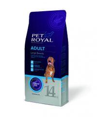 Pet Royal suha hrana za odrasle pse velikih pasem Adult Large Breeds, piščanec, 14 kg
