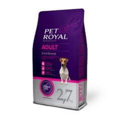 Pet Royal Adult Dog Small Breeds Kutyatáp, 2,7kg