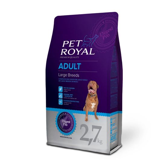 Pet Royal Adult Dog Large Breed 2,7 kg