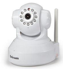 SRICAM brezžična IP kamera MT SP005, bijela