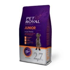 Pet Royal Junior Dog Large Breed 2,7 kg