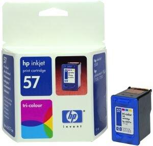 HP náplň č.57, barevná (C6657A)