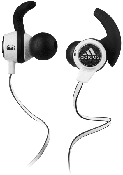Monster adidas Sport Supernova In-Ear, bílá