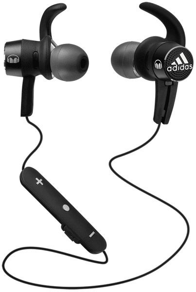 Monster adidas Sport adistar Bluetooth In-Ear, černá