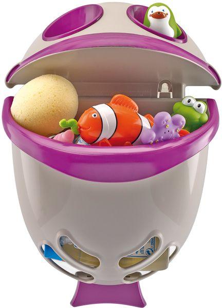 ThermoBaby Box na hračky fialový