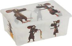 Jelenia Plast Úložný box Myš 10 l