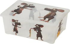 Jelenia Plast Úložný box Myš 17 l