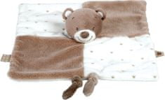 Nattou Hračka maznáčik medvedík Tom