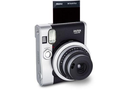 FujiFilm fotoaparat Instax Mini 90, črn