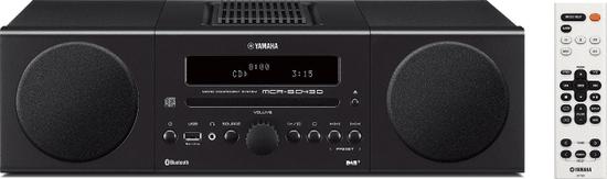 Yamaha MCR-B043D