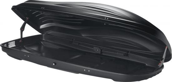 G3 strešni kovček Reef 580, črn