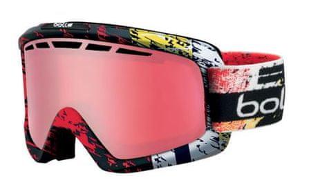 Bollé smučarska očala Nova II Matte Black&Red Zenith Vermillon