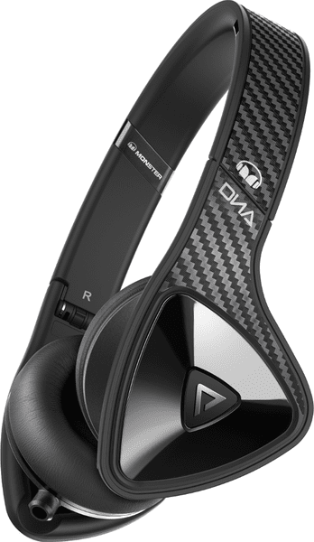 Monster DNA On-Ear, černá