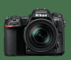 Nikon D500 + 16-80 VR + Cashback 5000 Kč!