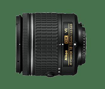 Nikon objektiv Nikkor AF-P DX 18-55mm f/3.5-5.6G VR