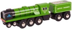 Bigjigs Rail Replika lokomotivy - Tornado