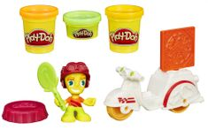 Play-Doh dostava pice Town
