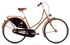 """Romet rower miejski Cameo 3 28"""" brązowy"""