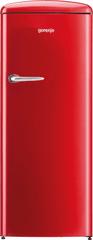 Gorenje ORB152RD Kombinált hűtőszekrény, Piros