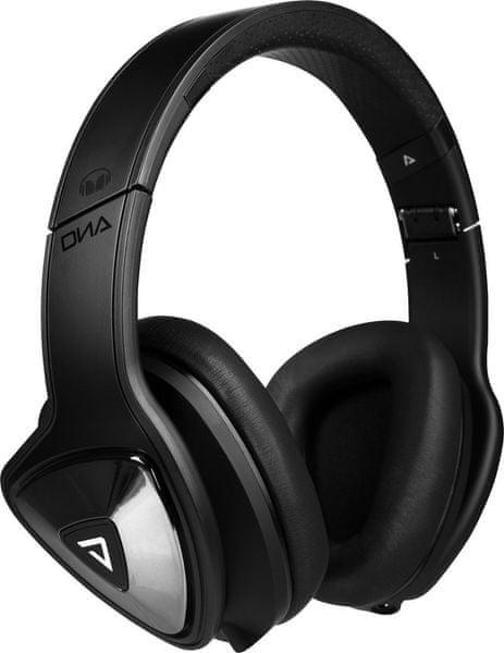 Monster DNA Pro 2.0 Over-Ear, černá/mat