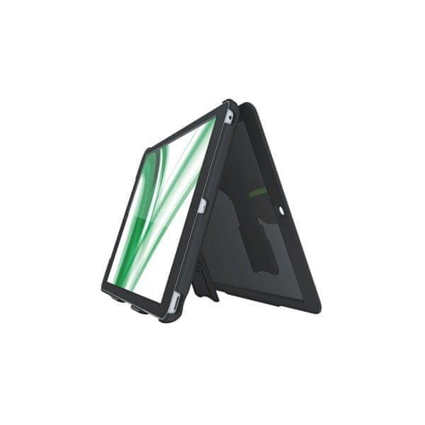 Multifunkční kryt se stojánkem 180° a privátním horizontálním filtrem Leitz Complete pro iPad Air černý