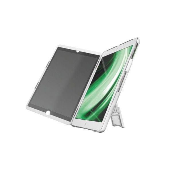 Multifunkční kryt se stojánkem 180° a privátním horizontálním filtrem Leitz Complete pro iPad Air bílý