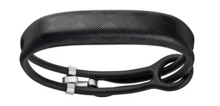 Jawbone aktivna zapestnica UP2, Black Diamond Rope