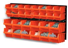 Prosperplast organizer z pojemnikami do zawieszenia Orderline 1