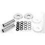 1 - Zehnder zestaw akcesoriów do grzejników łazienkowych