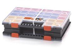 Prosperplast NOR P 16 DUO Szerszám rendszerező doboz