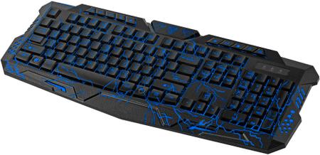Yenkee Drátová herní klávesnice AMBUSH (YKB 3100)